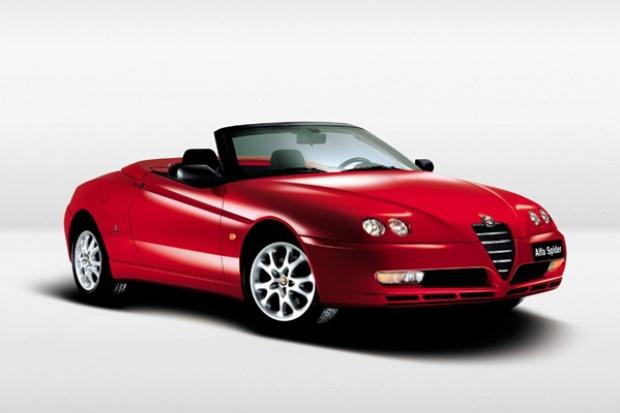 Mazda wyprodukuje roadstera dla Alfy Romeo
