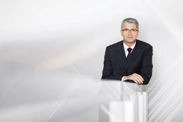 """Szef Audi w Davos: """"liczy się dialog, wzrost, stabilność"""""""