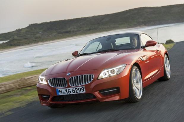 My name is Z4. BMW Z4