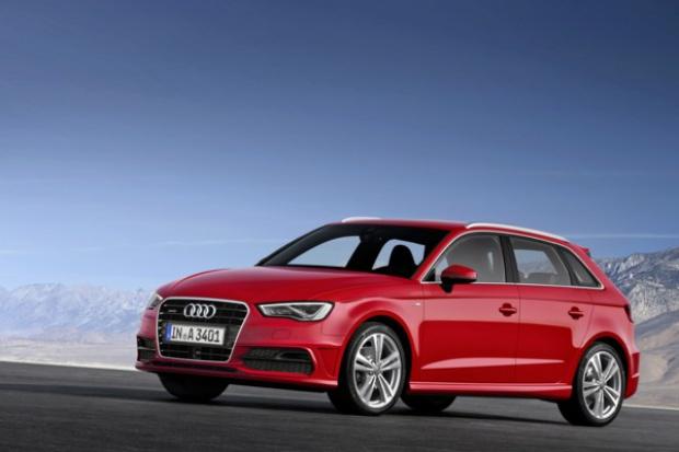 Audi odświeżyło model A3 Sportback