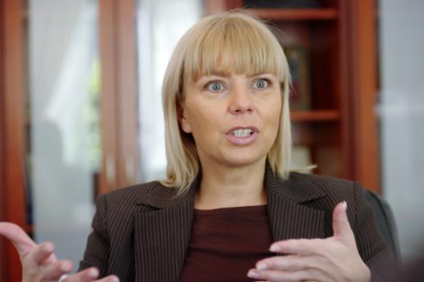 Bieńkowska: decyzja o wstrzymaniu funduszy UE na drogi kuriozalna