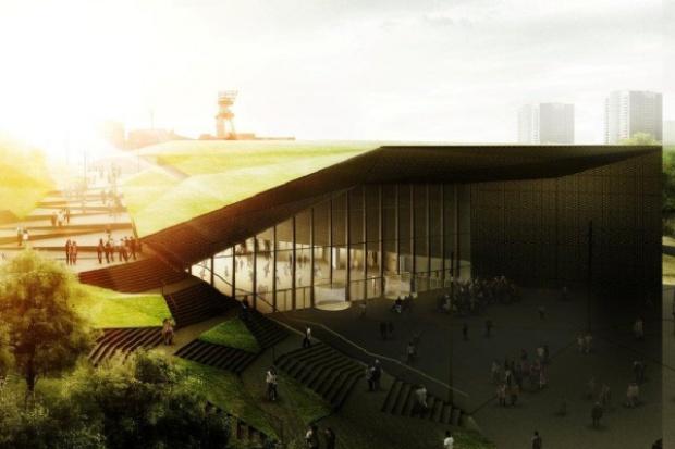 Pięciu chce dokończyć za Polimex centrum kongresowe w Katowicach