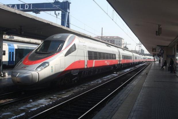 Mniejsza dotacja unijna do szybkich pociągów PKP IC