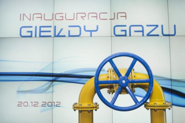 Giełda gazu: problemem jest cena