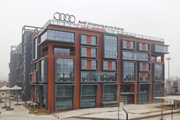 Audi otwiera w Pekinie Azjatyckie Centrum Badań i Rozwoju