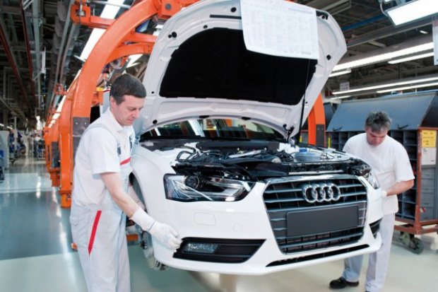 Najlepszy rok Audi w Polsce