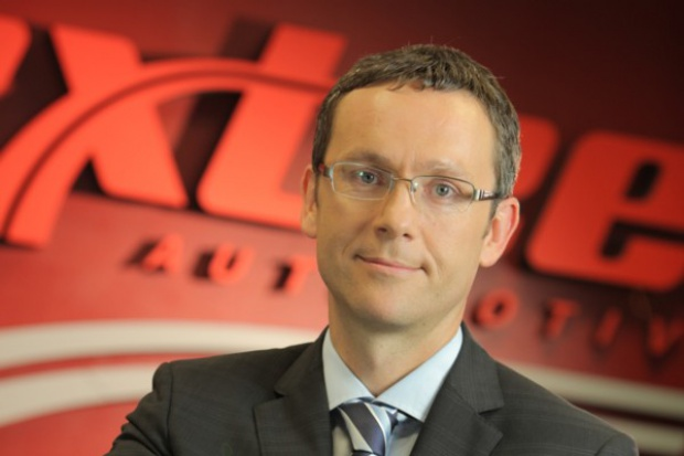 Znaczące osiągnięcie szefa Nexteer Automotive w Polsce