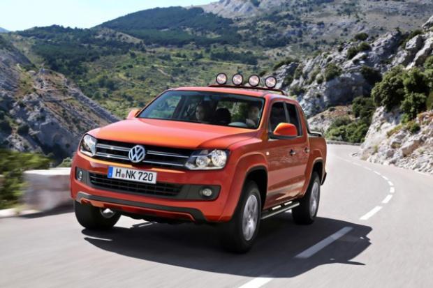 Volkswagen montuje nowe silniki w modelach serii T5 i Amarok