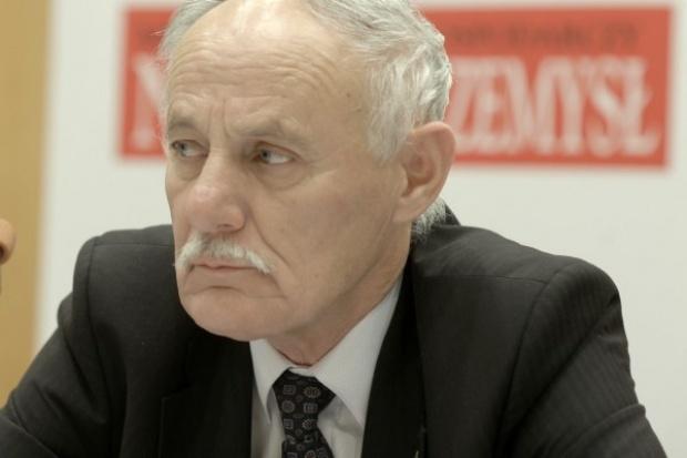 Prof. Rychlicki o problemach z łupkami w Lubocinie