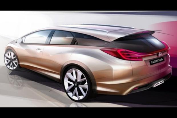 Honda szykuje Civica kombi oraz prototyp kolejnej generacji modelu NSX