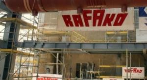 Cypryjski zastaw na akcjach Rafako został wykreślony