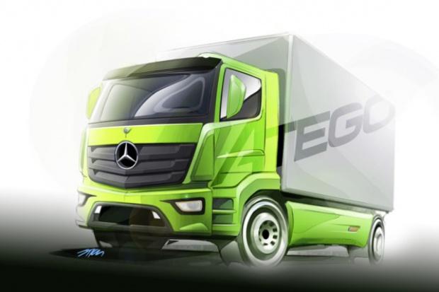 Mercedes szykuje rynkową premierę nowego Atego