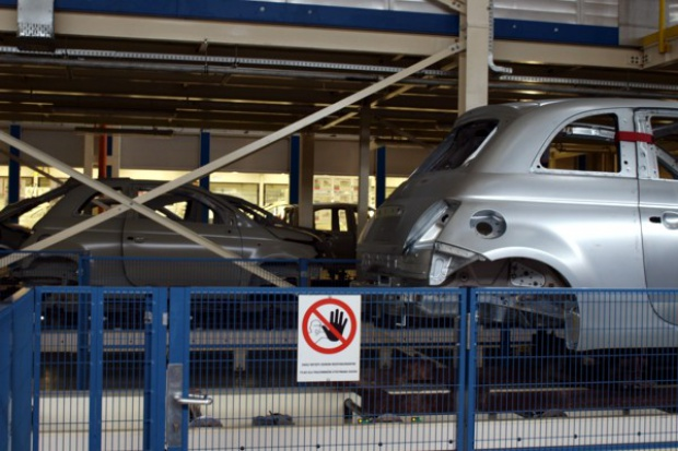Fiat 500 tylko z Tychów ??!!!