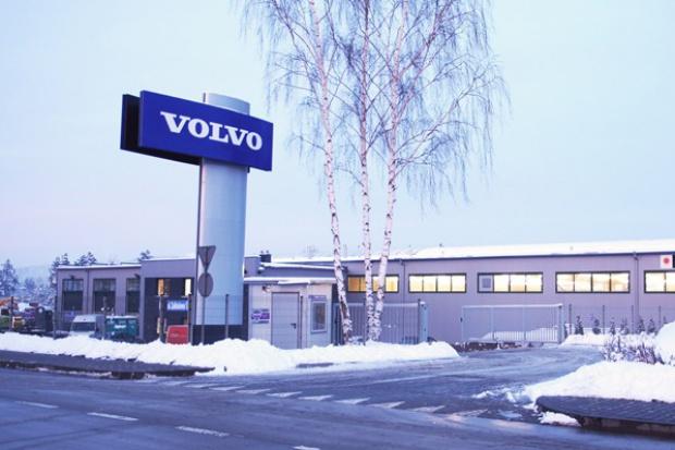 Nowy Volvo Truck Center w Kielcach