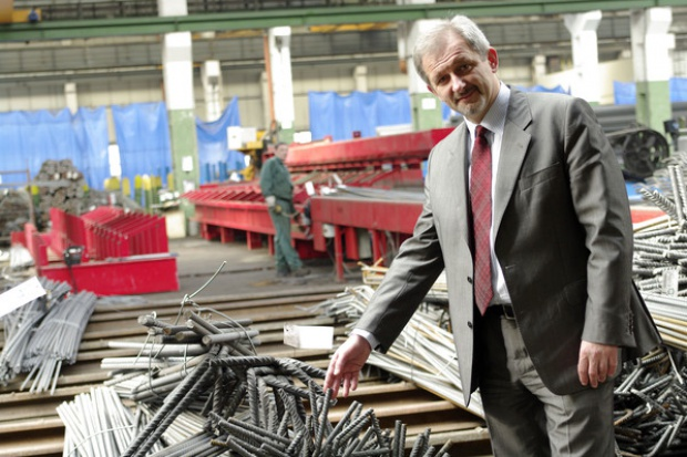 Dystrybutorzy stali muszą szukać nowych odbiorców