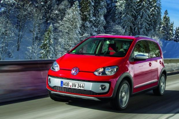 Volkswagen uzupełnia rodzinę Cross