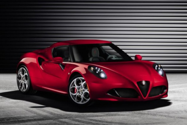 Alfa Romeo jakiej jeszcze nie było