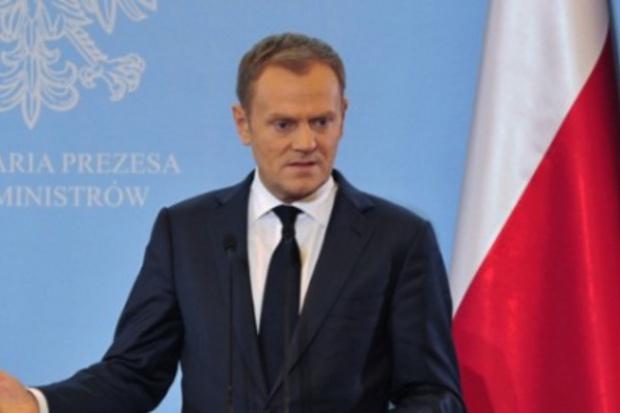Tusk: gazociąg na Litwę to środek przeciwko izolacji regionu