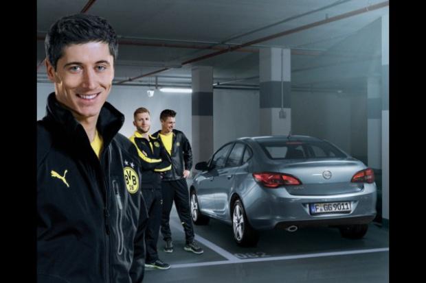 Opel wraca do sponsorowania wielkiego sportu