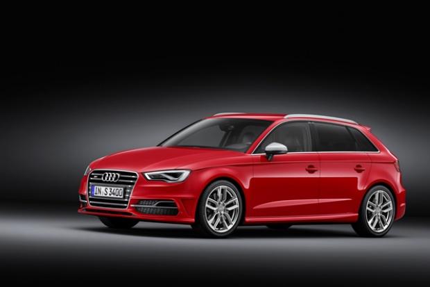 Nowe Audi S3 Sportback: przede wszystkim dynamika i efektywność