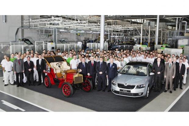 Škoda wyprodukowała już 15 milionów samochodów
