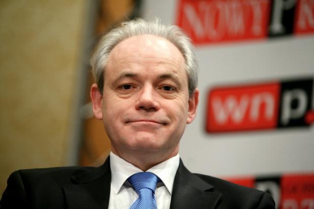 Adam Szejnfeld, przewodniczący sejmowej Komisji Skarbu Państwa