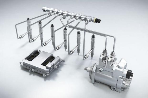Jubileusz produkcyjny dieslowskich układów wtryskowych Bosch