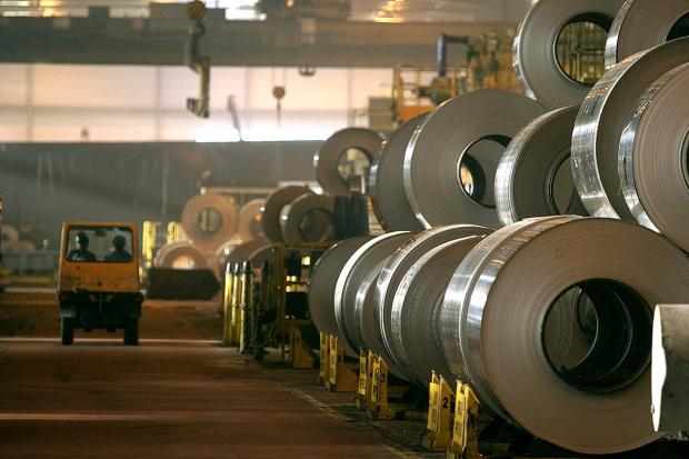 Długi cień kryzysu rozciąga się na stali