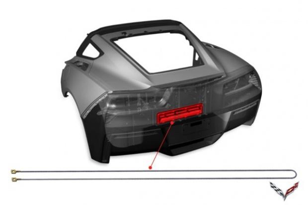 Chevrolet Corvette: zastosowanie stopu metali z pamięcią kształtu