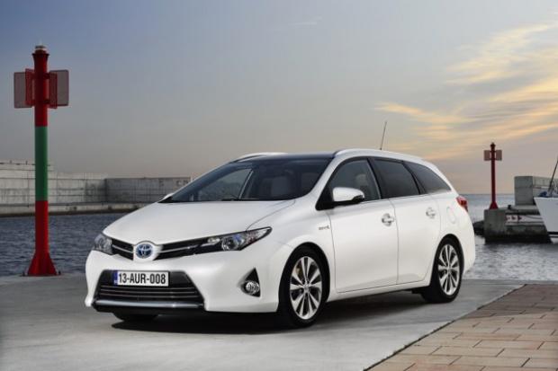 Toyota znowu ma kompaktowe kombi