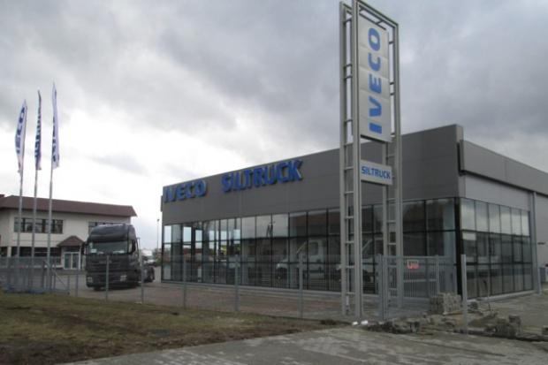 Nowy obiekt IVECO na Opolszczyźnie.