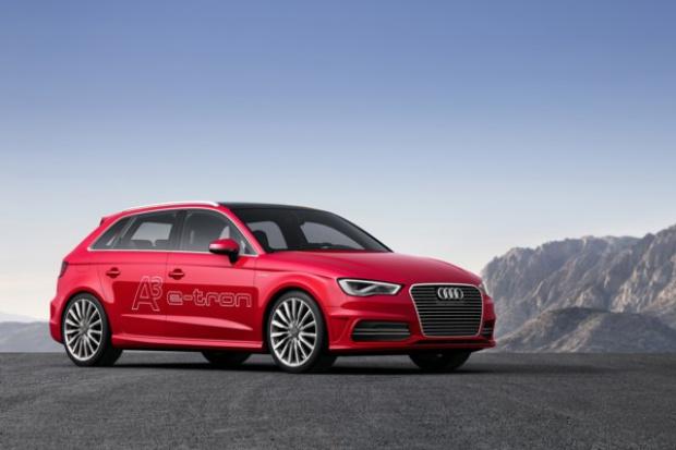 Audi o krok od kompaktowej hybrydy plug-in