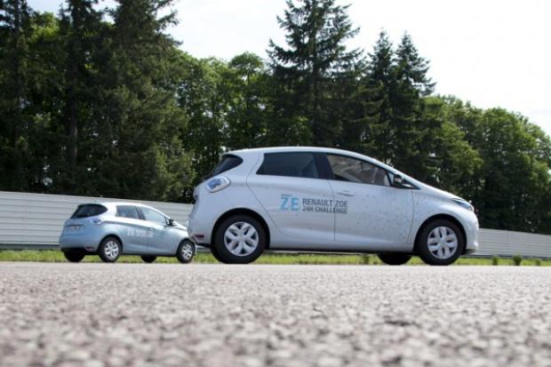 Wielkie zamówienie na elektryczne Renault