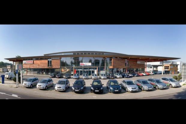 Trzy korony dla Toyoty Katowice