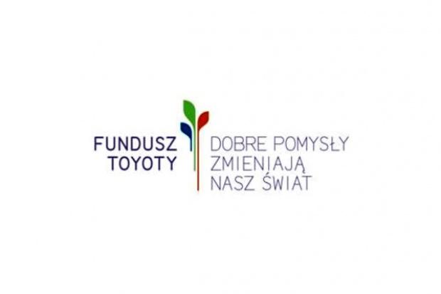 Fundusz Toyoty - Partnerstwo na rzecz dobrych pomysłów