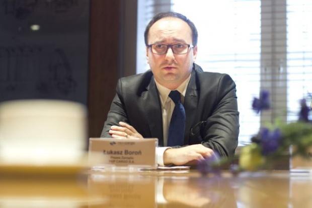 Nowy prezes PKP Cargo: przygotowania do IPO bez zakłóceń