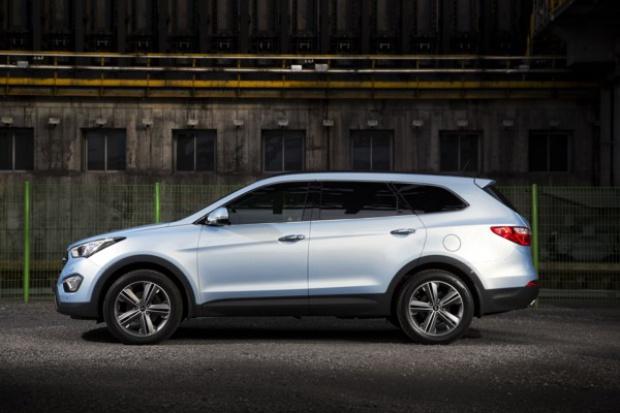 Hyundai dostosował Grand Santa Fe do europejskiego rynku