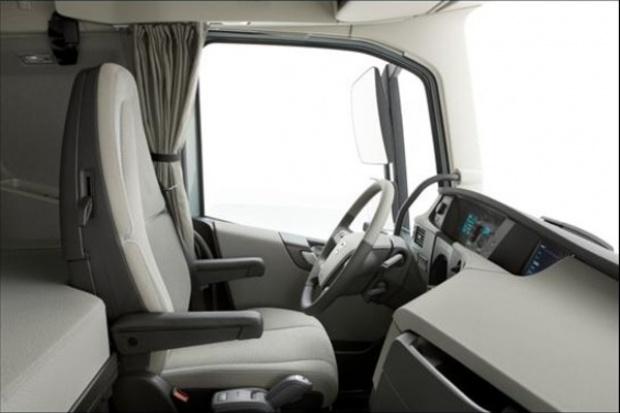 Batalia o lepsze powietrze w kabinie ciężarowych Volvo