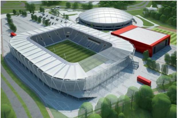 Rozwiązał się jeden ze stadionowych problemów Mostostalu Zabrze