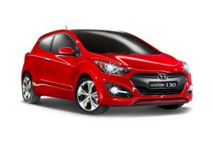 Hyundai i30 w komplecie