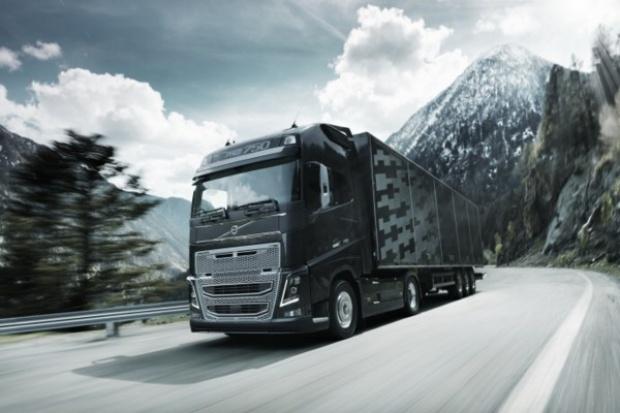 I-See oszczędza paliwo w ciężarówkach Volvo