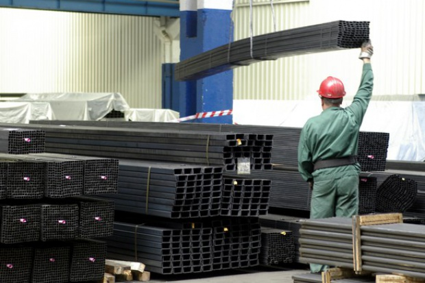 Stalprodukt odnotował stratę w IV kw. 2012