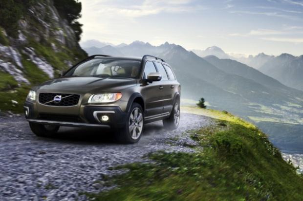 Zmiany w większych modelach Volvo