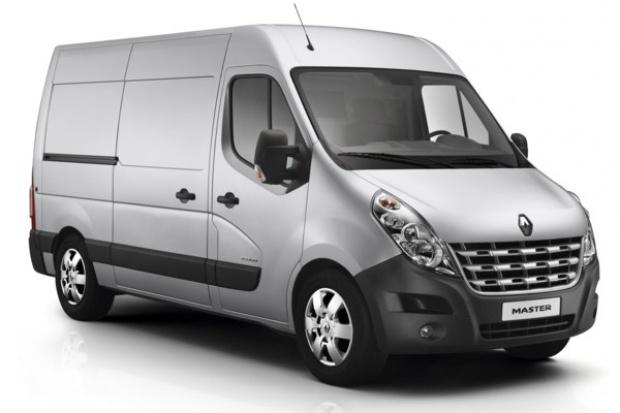 Renault Master z nowymi silnikami