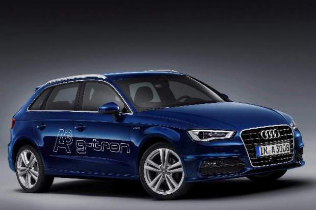 Kolejne nowe Audi na e-gaz