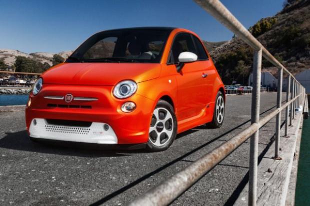 Fiat prezentuje elektryczną pięćsetkę