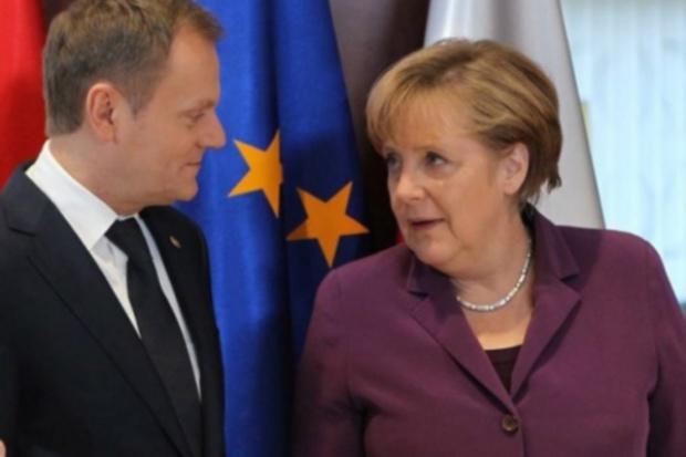D. Tusk i A. Merkel otworzyli targi CeBIT