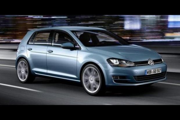 "Volkswagen Golf ""Samochodem Roku"" w Europie"