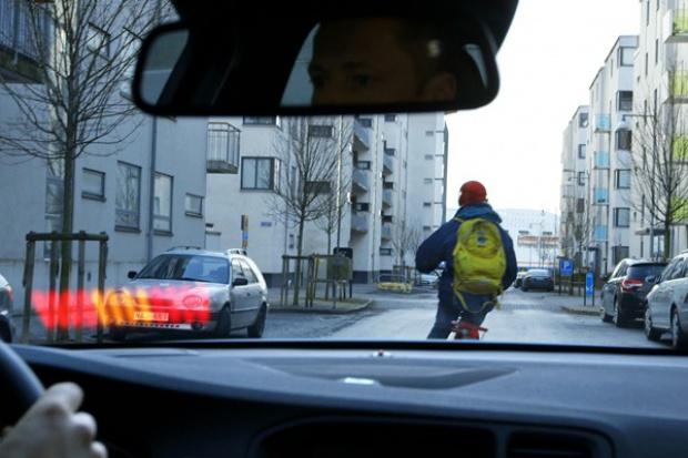 Volvo wprowadza pierwszy system chroniący rowerzystów