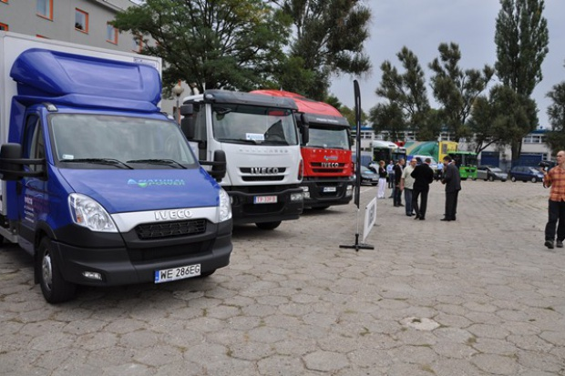 Iveco stawia na Gas (Show)